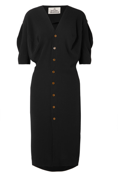 Vivienne Westwood Wilma Kleid aus Crêpe