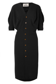 Vivienne Westwood Wilma crepe dress