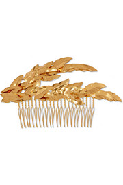 Jennifer Behr Gold-plated hair slide