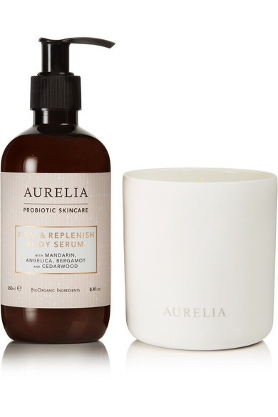 Aurelia Probiotic Skincare - Awaken & Replenish Collection - Colorless