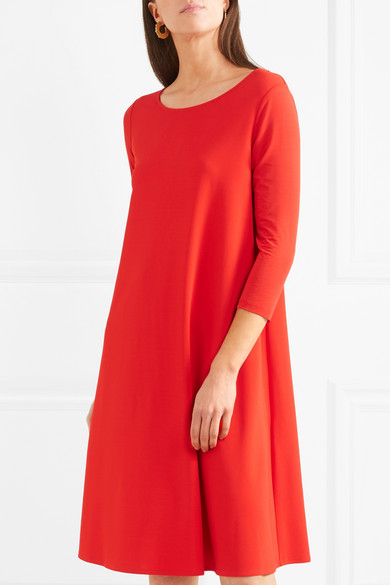 Max Mara Kleid aus Stretch-Strick