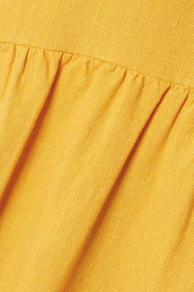 Freies Verschiffen Neue Stile Extrem Zum Verkauf M.i.h Jeans Lita Midikleid aus Baumwoll-Voile Billig Verkaufen Die Billigsten 8Asf4MsbgW