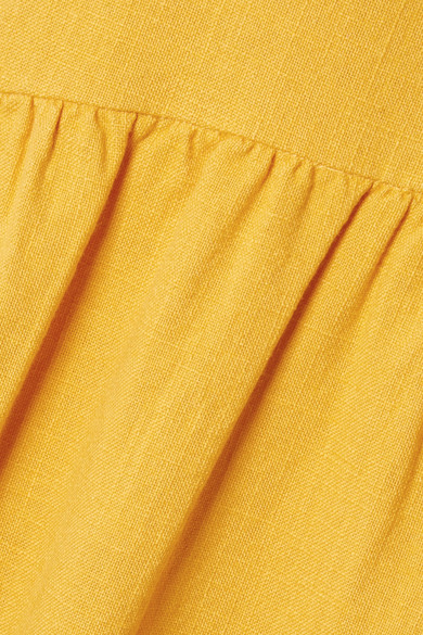 M.i.h Jeans Lita Midikleid aus Baumwoll-Voile