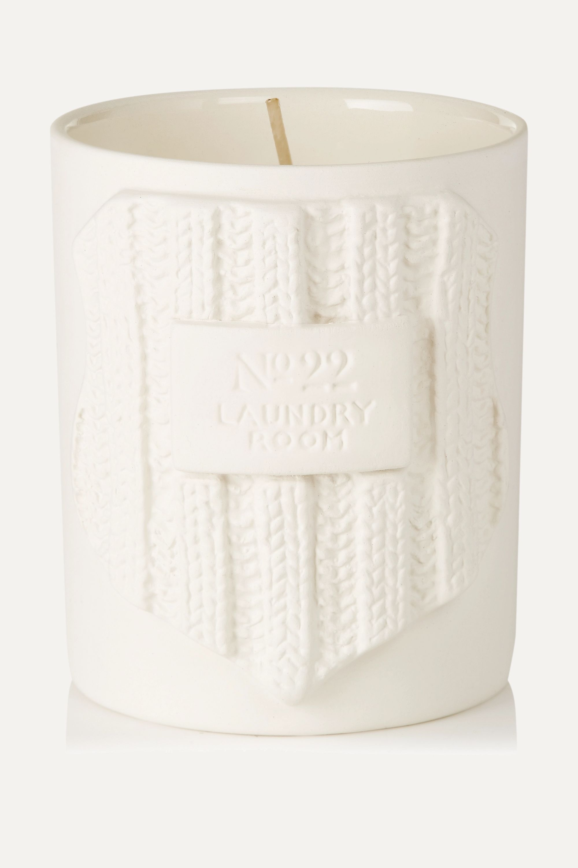 No.22 Laundry Room scented candle, 250g