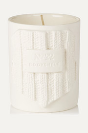 Bookshelf scented candle, 600g