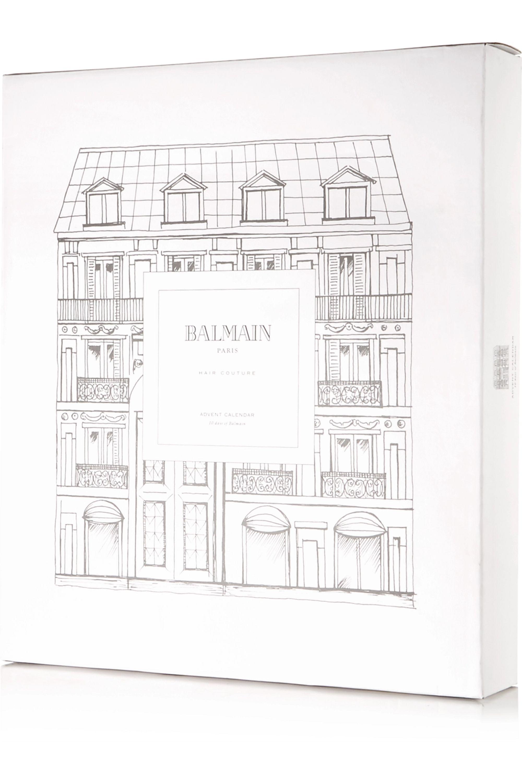 Balmain Paris Hair Couture 10 Day Balmain Advent Calendar