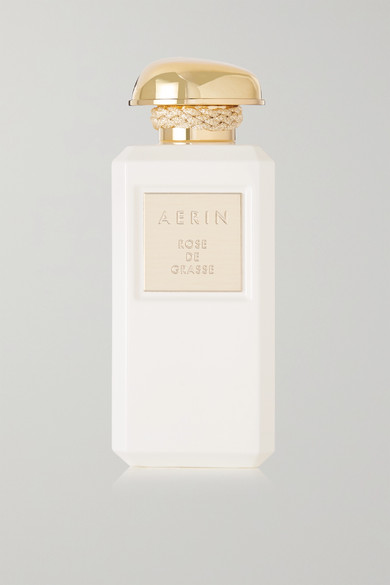 AERIN BEAUTY Rose De Grasse Parfum - Rose Centifolia, Rose Otto Bulgarian & Rose Absolute, 100Ml, Colorless