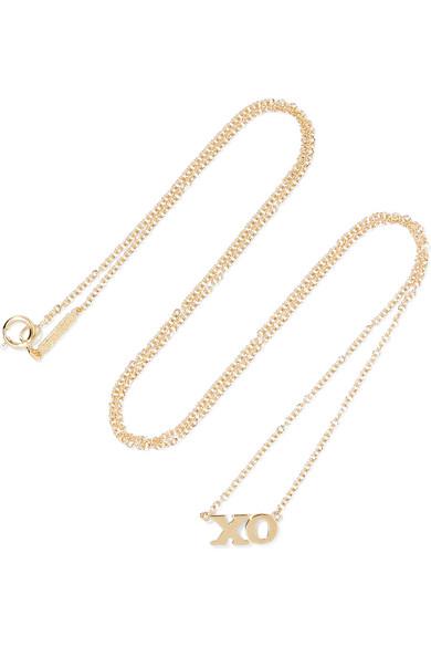 Jennifer Meyer Xo 18-karat Gold Necklace nHgav
