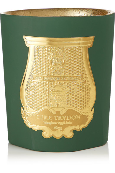 CIRE TRUDON Ciel Scented Candle, 270G in Green