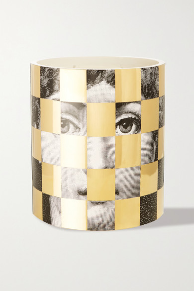 Fornasetti - Scacco Otto Scented Candle, 1.9kg - Colorless