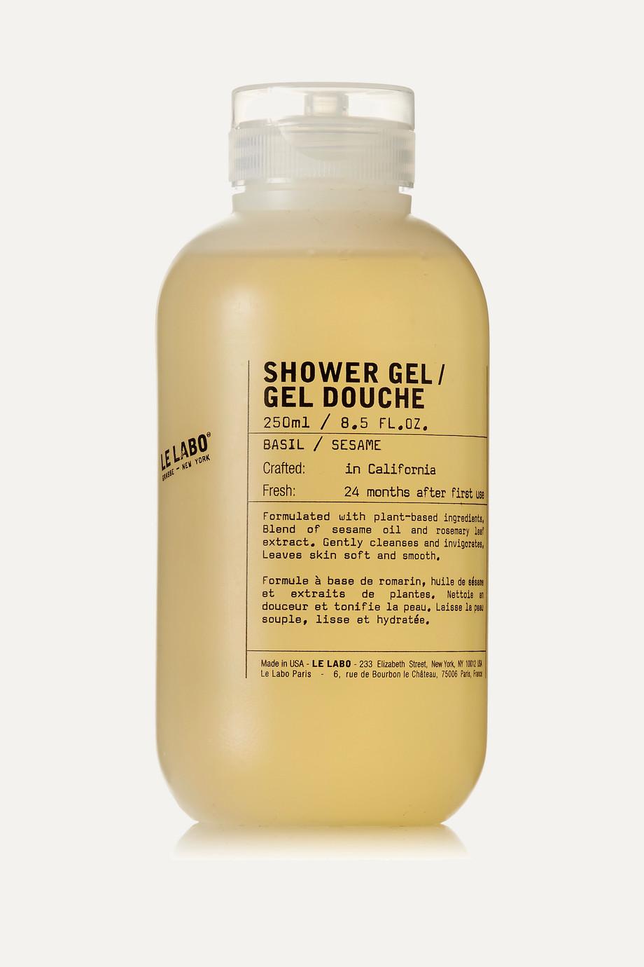 Le Labo Basil Shower Gel, 250ml