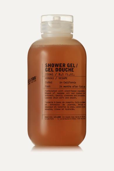 Le Labo - Hinoki Shower Gel, 250ml - Colorless