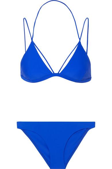 Dion Lee Fine Line Triangel-Bikini