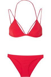 Dion Lee Fine Line triangle bikini