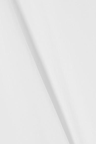 Brunello Cucinelli Schulterfreies Oberteil aus Stretch-Seide