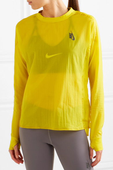 Nike NikeLab Oberteil aus Crêpe