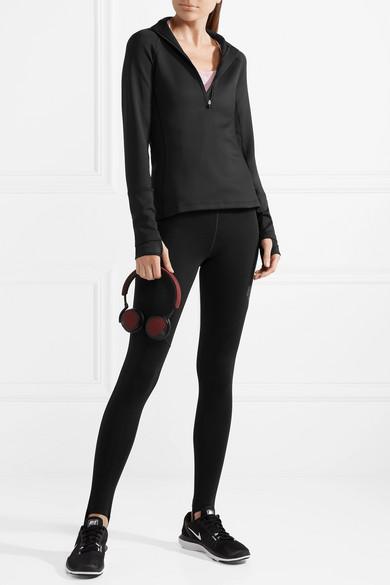 Nike Nikelab Essentials Oberteil aus Stretch-Material mit Mesh-Einsätzen Erkunden Online sR4mRU4U