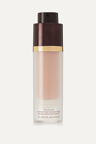 Tom Ford Beauty - Traceless Perfecting Foundation Broad Spectrum Spf15 - Ivory Rose 3.5