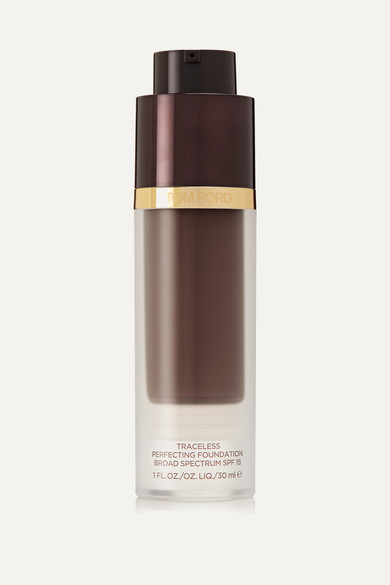 Tom Ford Beauty - Traceless Perfecting Foundation Broad Spectrum Spf15 - Macassar 12.0
