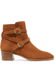 Sadie suede ankle boots