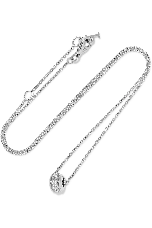 Piaget Possession Kette aus 18 Karat Weißgold mit Diamanten