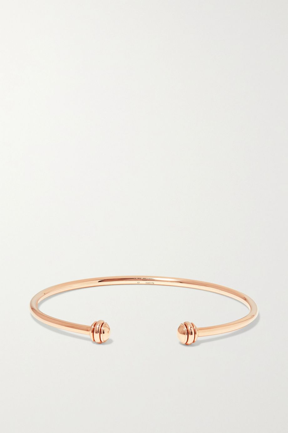 Piaget Possession 18-karat rose gold cuff