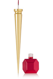 Nail Color - Rouge Louboutin Metalissime