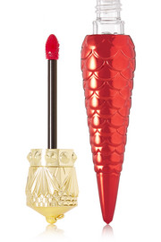 Loubilaque Lip Lacquer - Rouge Louboutin Metalissime