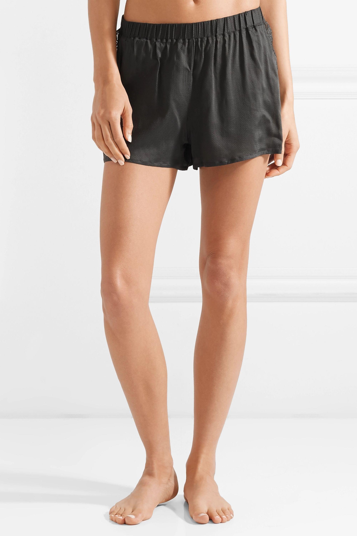HANRO Womens Liane Shorts