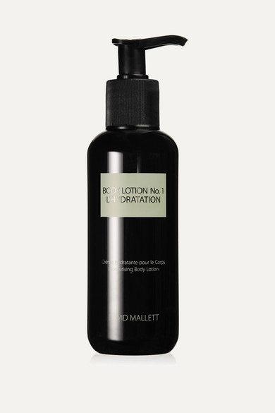 DAVID MALLETT Body Lotion No.1: L'Hydration, 180Ml - Colorless