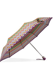 Printed shell umbrella