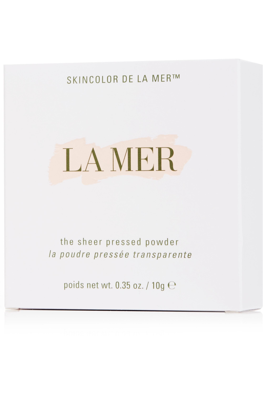 La Mer The Sheer Pressed Powder - Medium