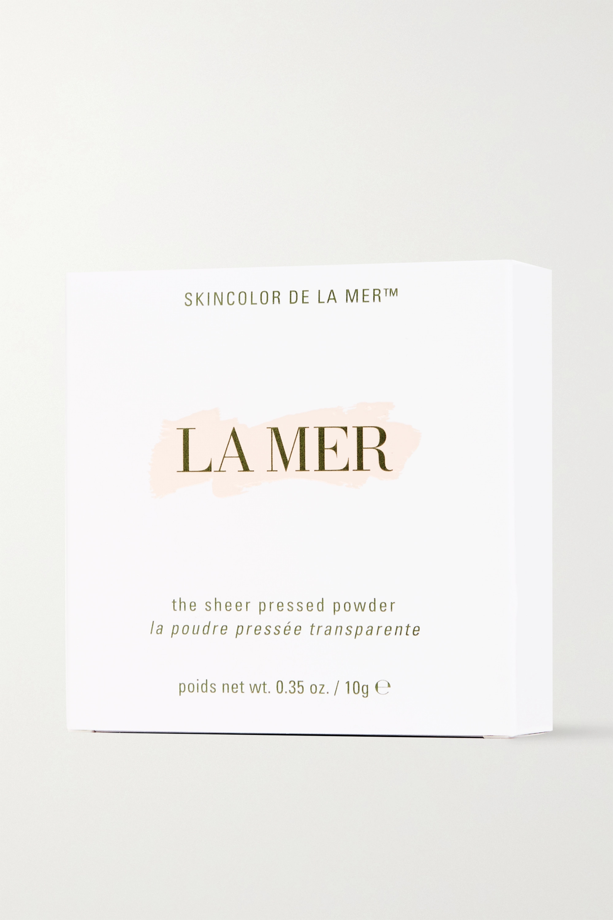 La Mer The Sheer Pressed Powder - Medium-Deep