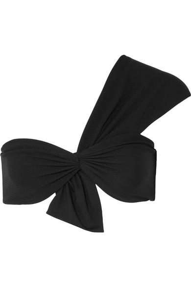 Marysia Venice asymmetrisches Bikini-Oberteil mit Raffungen