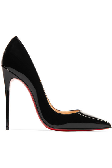 d18663a4d79a Christian Louboutin. So Kate 120 patent-leather pumps