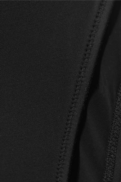 Solid & Striped The Lily Badeanzug mit Cut-outs und Schnürungen