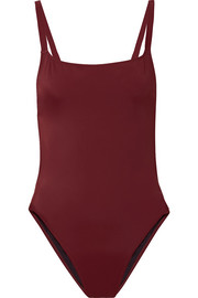 Solid and Striped The Toni cutout swimsuit