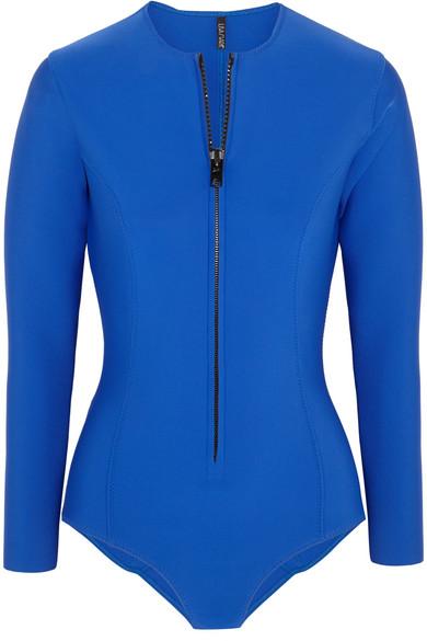 Neoprene Lisa Marie Fernandez Farrah Swimsuit From