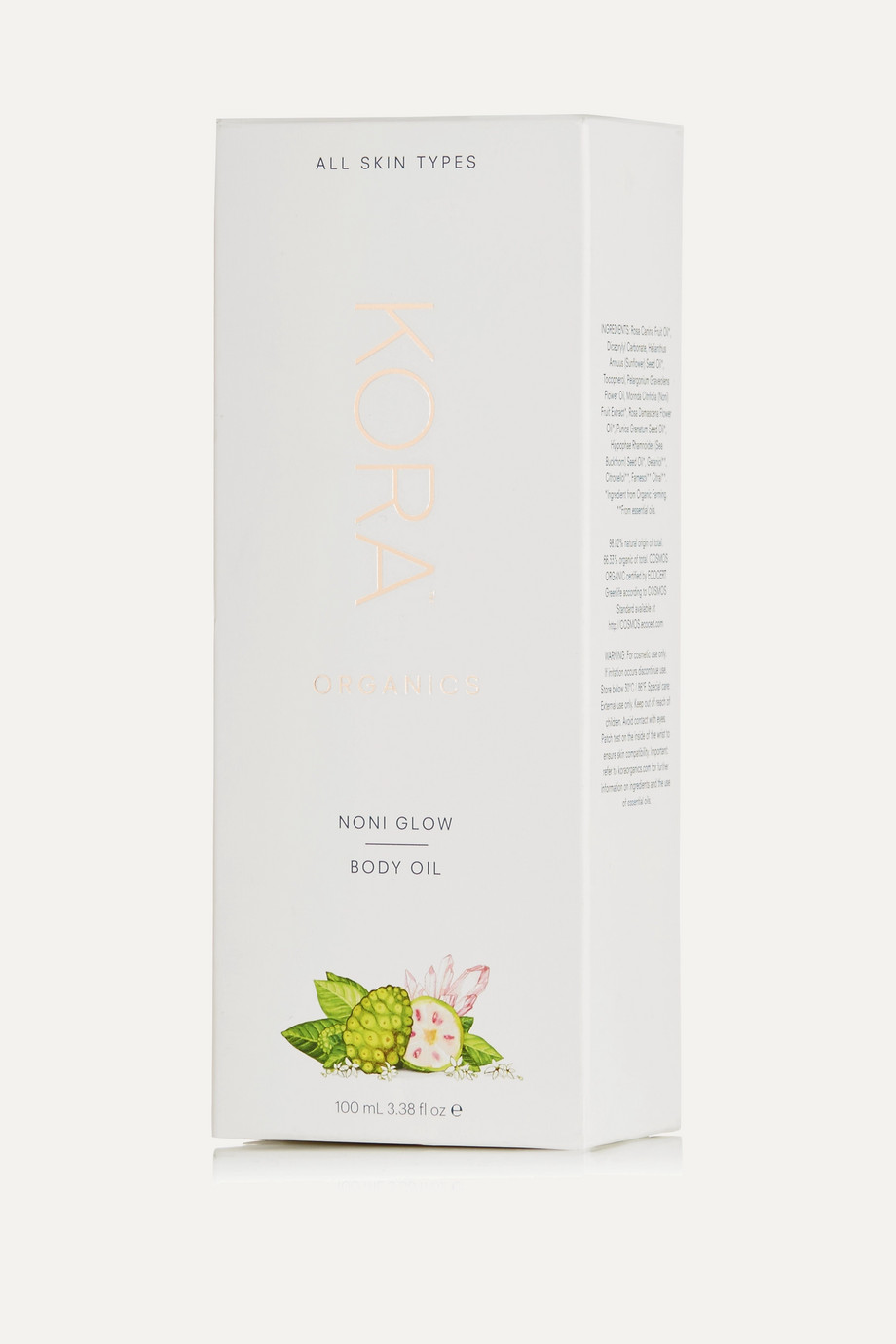 KORA Organics Noni Glow Body Oil, 100ml