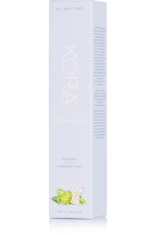 KORA Organics Calming Lavender Mist, 100ml