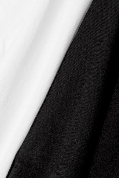 Skin Set aus zwei T-Shirts aus Pima-Baumwoll-Jersey