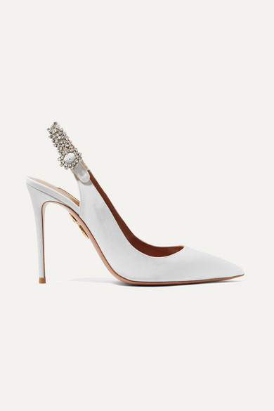 Aquazzura Portrait of a Lady slingback pumps Good Selling Sale Online Footlocker Pictures Low Cost Perfect Outlet 100% Guaranteed 7JxUsIuDXX