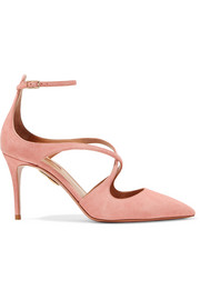 Viviana Pumps aus Veloursleder