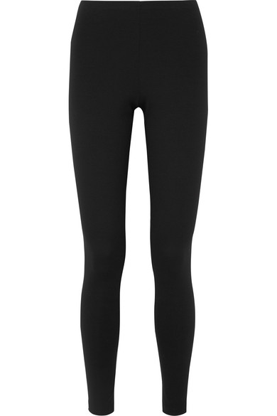 3500e574dba Wolford. Baily stretch-jersey leggings