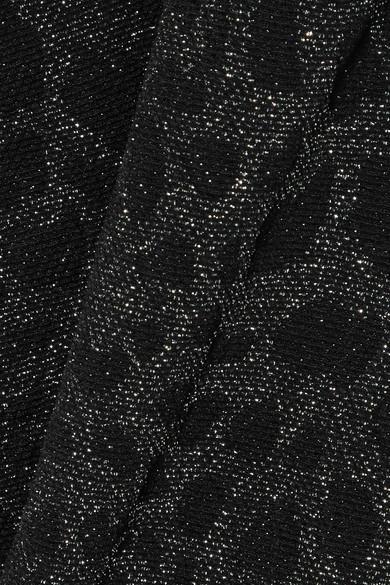 Wolford Ashley Body aus Stretch-Jacquard mit Metallic-Effekt