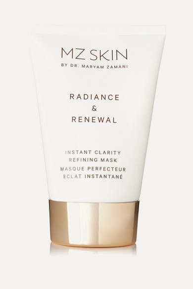 MZ SKIN RADIANCE & RENEWAL INSTANT CLARITY REFINING MASK, 100ML - COLORLESS