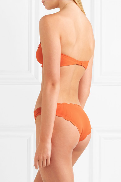 Marysia Antibes Bikini-Höschen mit Wellenkante