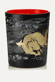 Dragon scented candle, 190g