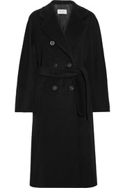 Madame oversized wool and cashmere-blend coat