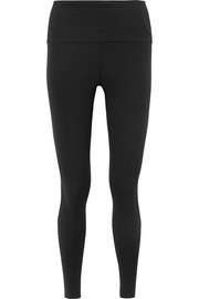 Limitless stretch-jersey leggings